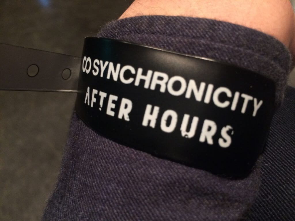 SYNCHRONICITY'17とAfter Hours'17