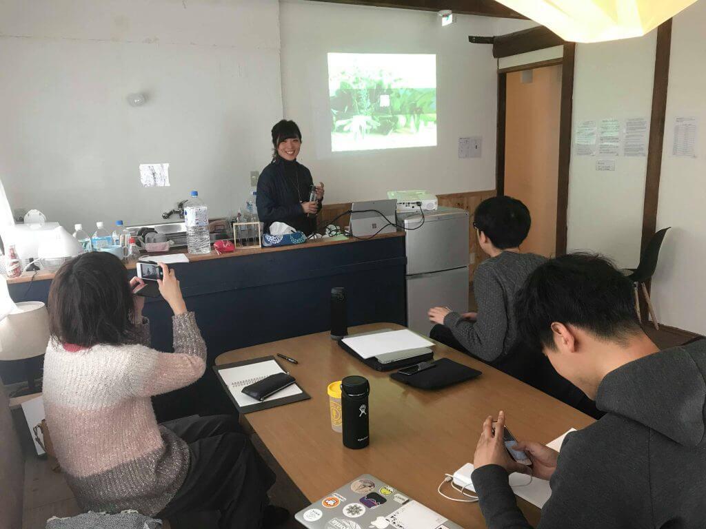 川上千晴さんによる腸の講座