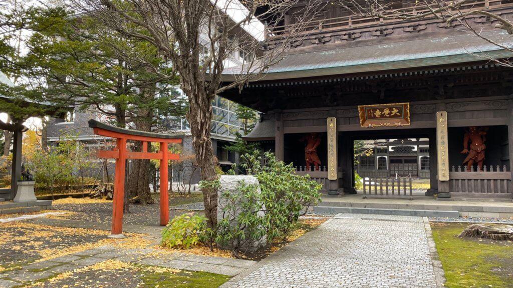 洞宗 金龍山 大覚寺