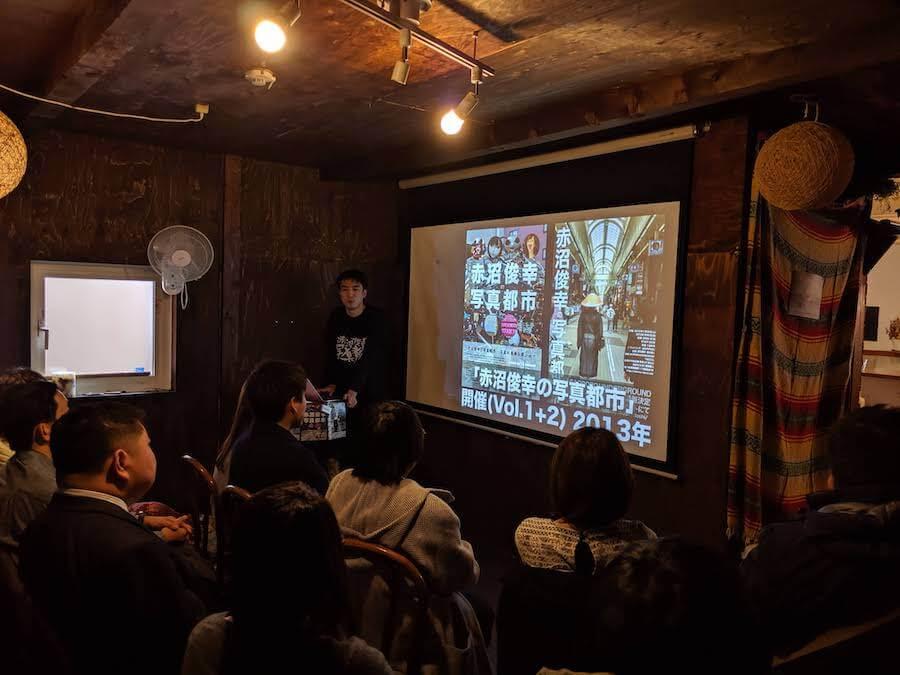 赤沼俊幸の写真都市 札幌開催