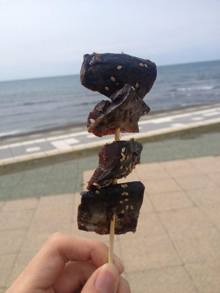 海とにしん焼き
